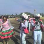 карнавал на юге Перу