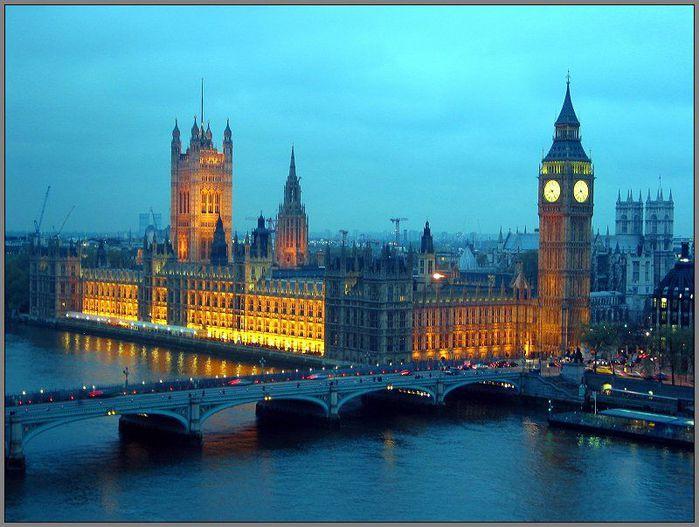 Презентацию на тему великобритания