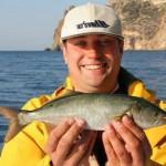 Морская рыбалка во время отдыха на море