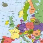 Презентация PowerPoint: Европейские страны