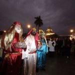 Празднование в Перу: «Схождение покровителей новорожденного Христа»