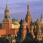 Город Москва: обои.