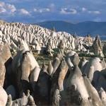 Места отдыха В Турции — Каппадокия.
