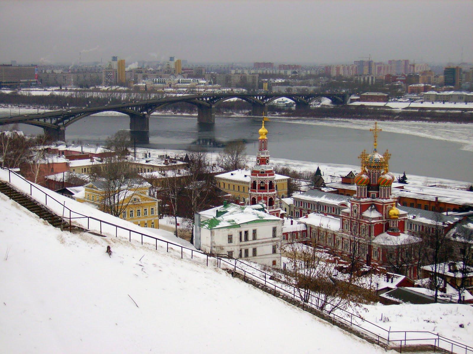 Картинки на рабочий стол город мурманск зимой