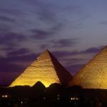 Пирамиды Египта: видео.