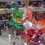 Картинки: карнавал в Бразилии.