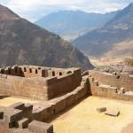 Древнейшая крепость инков Писак (Перу)