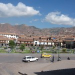 Куско — древняя столица империи Инков.