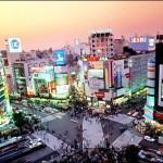 Отдых в Японии. Токио.