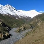 Гималаи — Тибет.