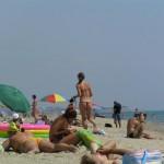 Отдых на Черном море помогает быть здоровым.