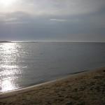 Море в прибалтике.