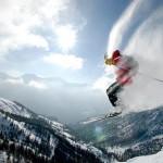 Лыжная экзотика
