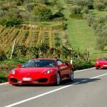 Путешествие на автомобиле по Италии.