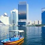 Курорты Арабских Эмиратов.