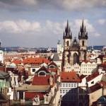 Бронирование авиабилетов онлайн в Прагу.