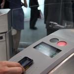 Оплата проезда со смартфона
