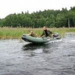 Выбираем лодку ПВХ