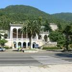 Достопримечательности и диковинки Абхазии