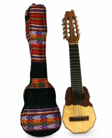 Музыка и музыкальные инструменты перу