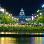 Ночная жизнь Праги