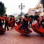 Семейный отпуск в Испании в начале лета