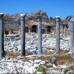 Храм богини плодородия
