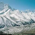 Паломничество в Гималаи.