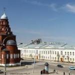 Красивый город Владимир
