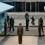Граница между Северной и Южной Кореей