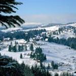 Горные вершины Карпат