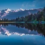 Новая Зеландия — «земля в миниатюре»