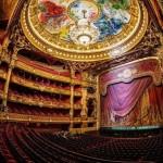 Оперный театр в Париже
