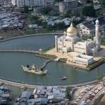 Численность населения в Брунее