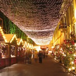 Рождественские ярмарки в городе Тренто