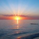 Каспийское море — кусочек рая на Земле